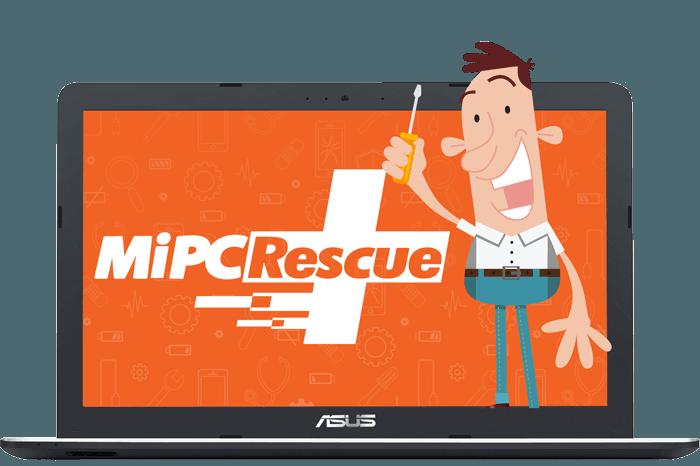 reparaciones mipc